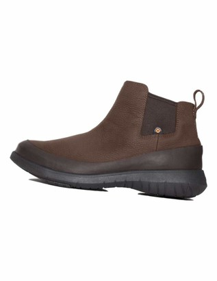 Bogs Mens Freedom Chelsea Waterproof Insulated Winter Snow Boot