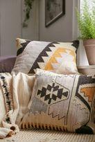 Urban Outfitters Arya Kilim Woven Pillow
