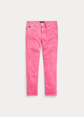 Ralph Lauren Tompkins Skinny Fit Jean