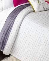 Designers Guild King Reversible Silk Quilt