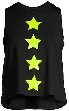 ULTRACOR Women's Knockout Star Print Tank
