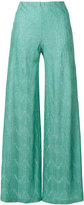 M Missoni flared pants