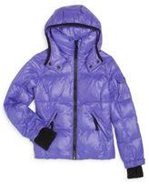 S13/Nyc Girl's Mogul Puffer Coat