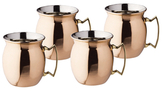 Old Dutch Flared Moscow Mule Mugs (Set of 4)
