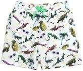 Stella McCartney Animals Print Nylon Swim Shorts