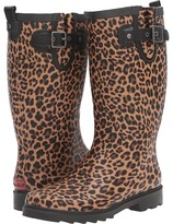 Chooka Lavish Leopard Rain Boot