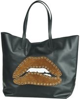 RED Valentino Russet Mouth Shopping Bag