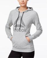 Reebok Logo Hoodie Sweatshirt