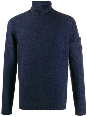 C.P. Company Wool Turtle Neck Sweater