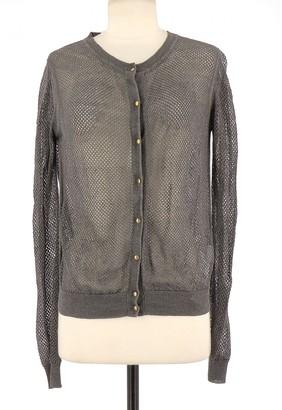 Vanessa Bruno Grey Linen Knitwear for Women
