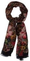 Dolce & Gabbana Silk Floral Scarf
