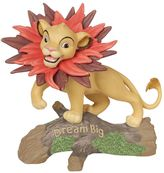 "Precious Moments Disney's The Lion King Simba ""Dream Big"" Figurine by"