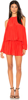 Ramy Brook Lauren Dress in Red. - size M (also in S)