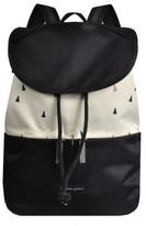 Sherpani Olive Drawstring Backpack - Black