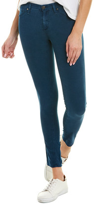 AG Jeans The Legging Sulfur Deep Abyss Corduroy Super Skinny Ankle Cut