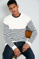 Ettington Stripe Crew Neck Jumper
