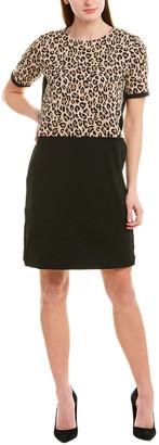 Joan Vass Shift Dress