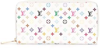 Louis Vuitton Pre-Owned Logo Print Wallet