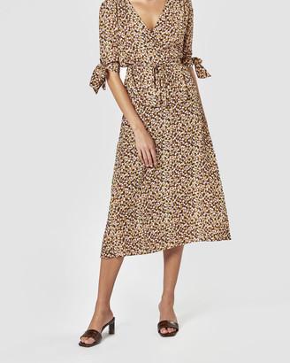 Charlie Holiday Mimi Midi Skirt