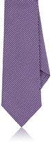 Barneys New York Men's Neat Silk Necktie