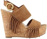 GUESS Shanan Fringe Wedges