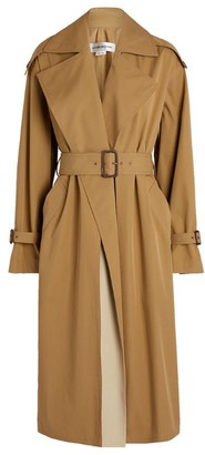 Victoria Beckham Belted Trench Coat