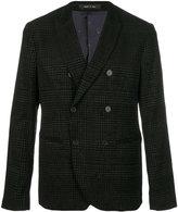 Emporio Armani - double breasted blazer