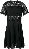 Giambattista Valli flared dress - women - Silk/Polyester/Polyamide - 46