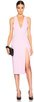 Cushnie et Ochs FORWARD EXCLUSIVE Stretch Cady Dress