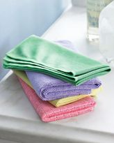 Microfiber Multi Cleaning Cloths, Set of 4