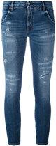 Cycle skinny jeans - women - Cotton/Polyurethane - 26
