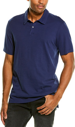 James Perse Revised Standard Polo Shirt