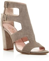 Kate Spade Ilemi Cutout T Strap Block Heel Sandals