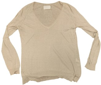 Zadig & Voltaire White Linen Knitwear for Women