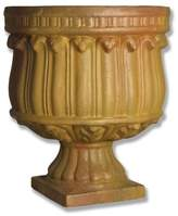 Orlandi Statuary OrlandiStatuary Fiberstone Urn Planter