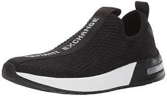 Armani Exchange A X Men's Mesh Low Rise Sneaker