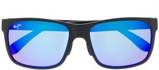 Maui Jim square frame sunglasses
