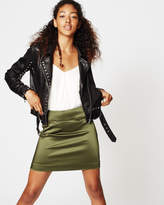 Nicole Miller Fillipe Mini Skirt