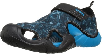 Crocs Men's Swiftwater Graphic M Fisherman Sandal