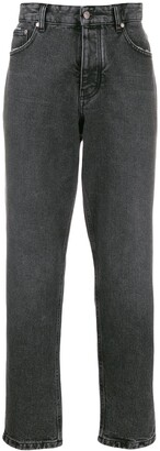 Ami Paris tapered fit jeans