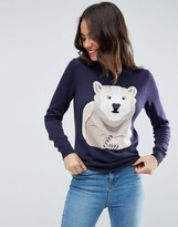 Sugarhill Boutique Winter Bear Jumper