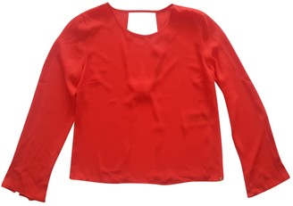 GUESS Red Top for Women