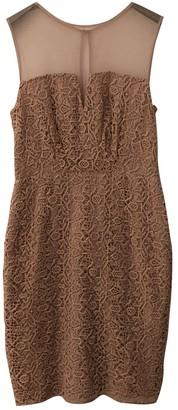 ALICE by Temperley Ecru Cotton Dress for Women