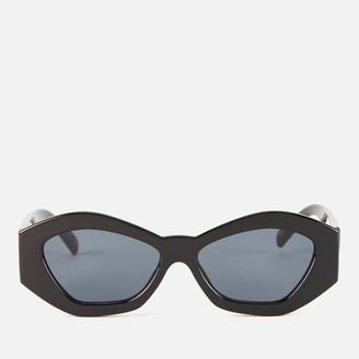 Le Specs Women's The Ginchiest Sunglasses - Black
