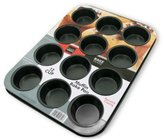 Handy Helpers Household Kitchen Tool Muffin Bake Pan - 1 Pack