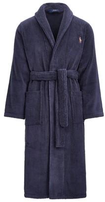 Ralph Lauren Cotton Terry Shawl Robe