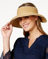 Nine West Packable Roll-Up Visor
