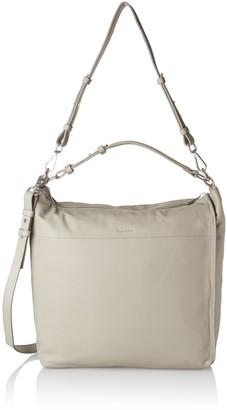 Marc O'Polo Fifty Womens Shoulder Bag Grau (Fog) 15x36x40 cm (B x H T)