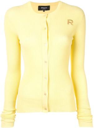 Rochas ribbed knit cardigan