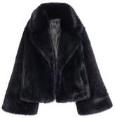 Nili Lotan Sedalla Faux Fur Coat